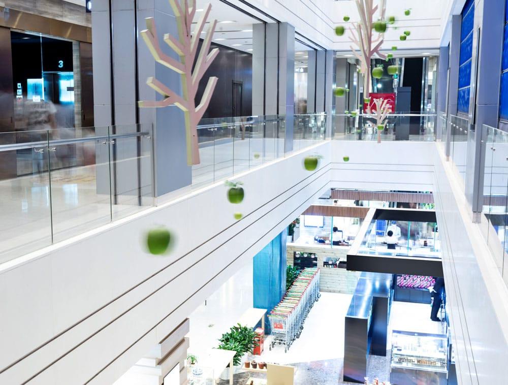 Pronájem komerční a kancelářských prostor