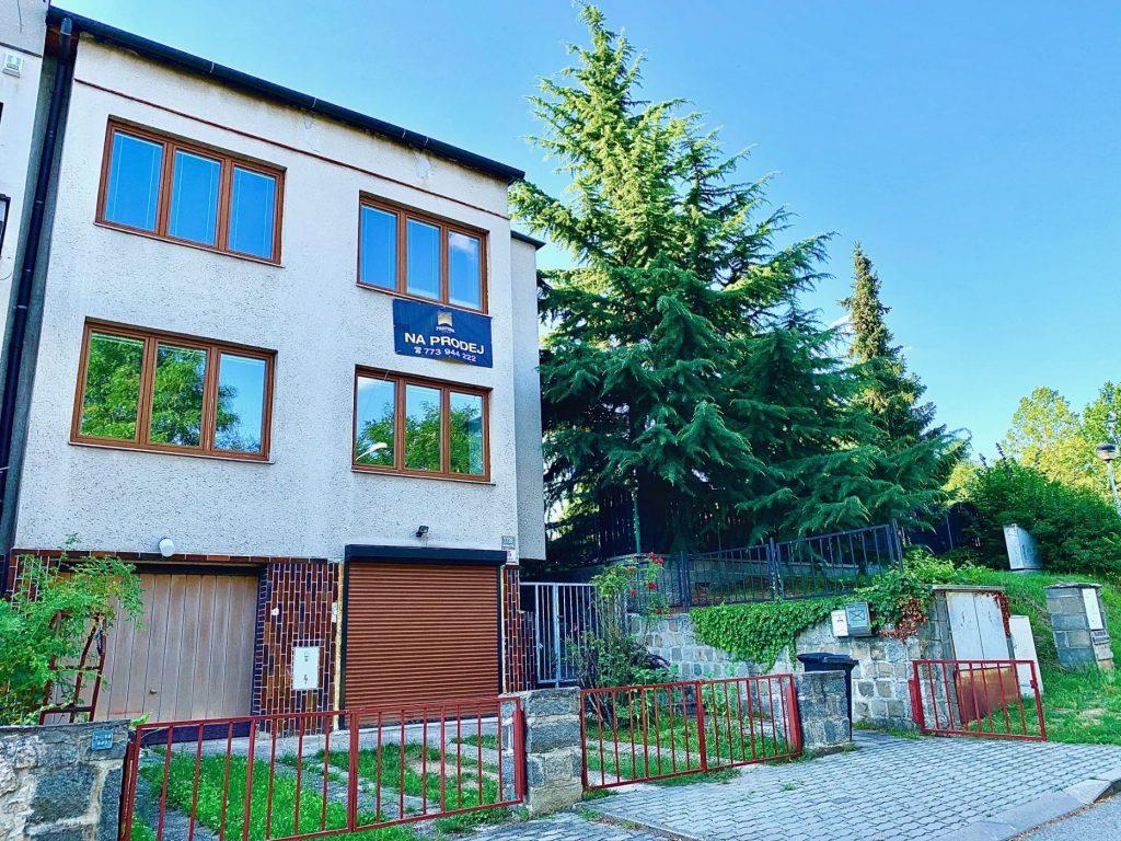 Prodej RD se zahradou Brno-Královo Pole