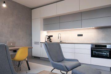 Prodej moderního futuristického bytu Brno Štýřice