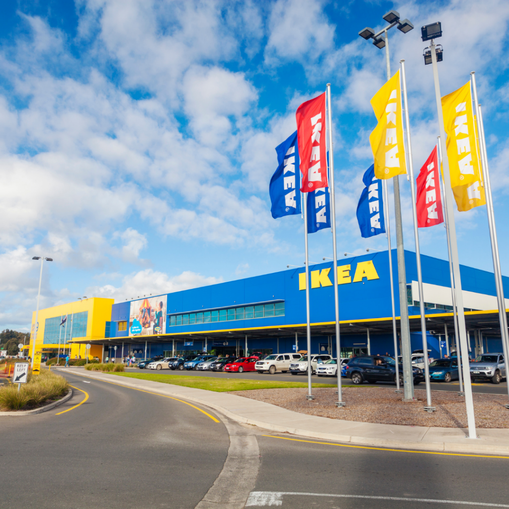 Ikea domy