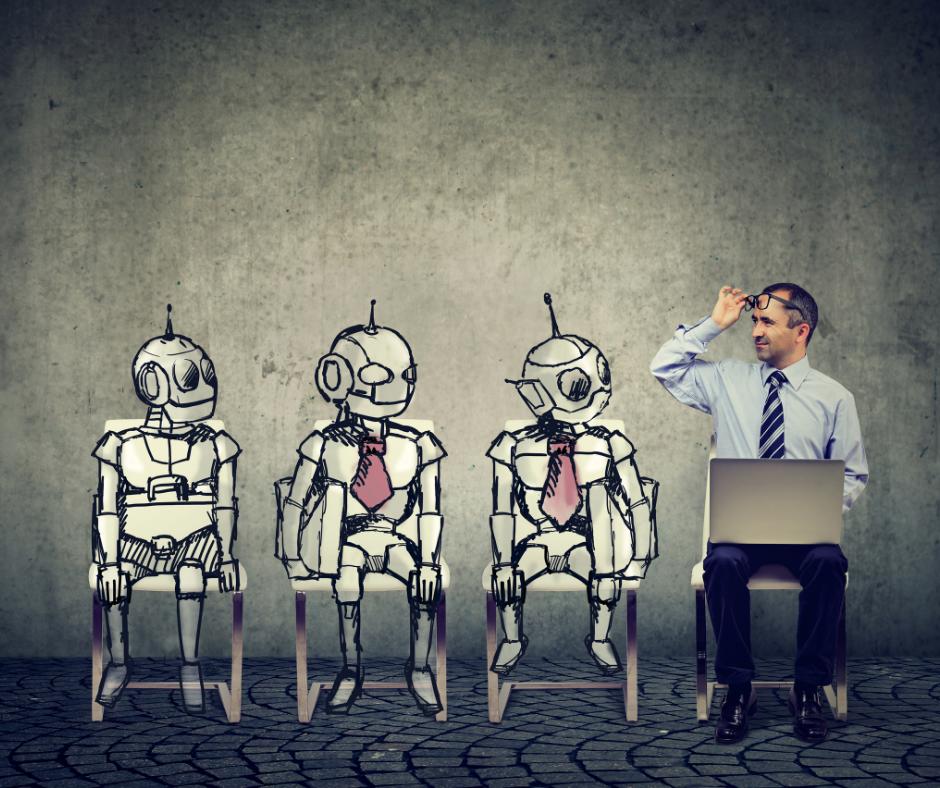 úrokové sazby a roboti